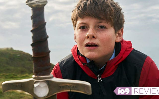 The Kid Who Would Be King is a Solid, Feel-Good Adventure Film