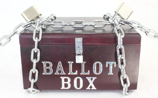 共和党があなたに投票してほしくないという決定的な証拠