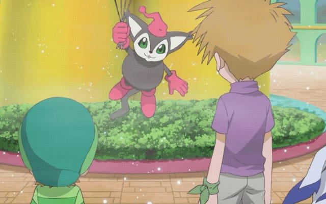 Последний злодей Digimon Adventure может напомнить вам о мыши, которую мы все знаем