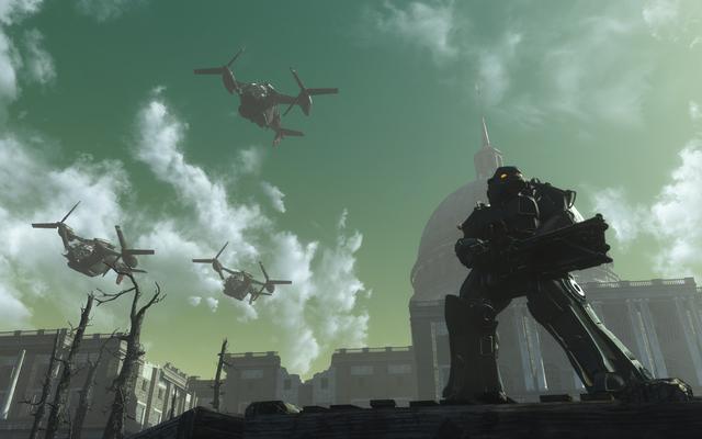 Мод Fallout 3 в Fallout 4 отменен после командных переговоров с юристом