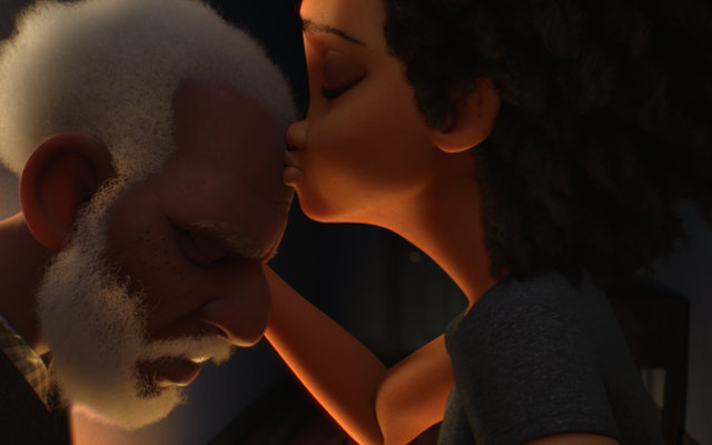 Pixar Animator Frank Abney Speaks on His Short Film Canvas and the Importance of Black Voices in Animation