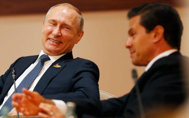 プーチンでさえビットコイン投資家を怖がらせることはできません