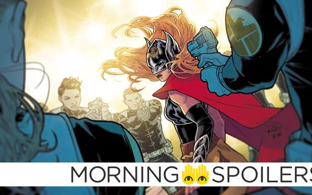 อัปเดตจาก Thor: Love & Thunder มนุษย์กลายพันธุ์ใหม่และอีกมากมาย