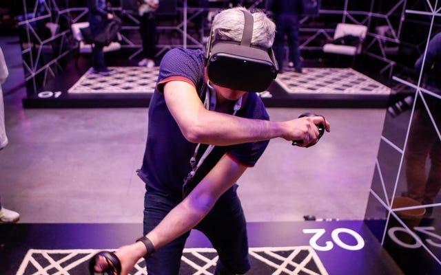 Если Oculus действительно делает более тонкую гарнитуру Quest VR, я могу ее купить
