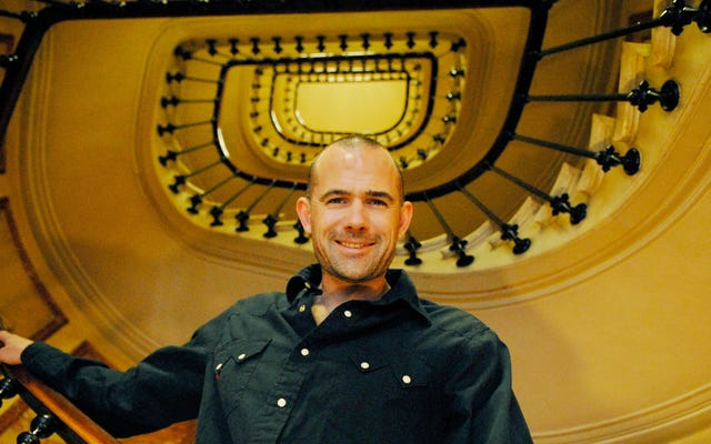 Mark Z. Danielewski lance trois nouveaux téléplays de House Of Leaves, il prépare certainement quelque chose