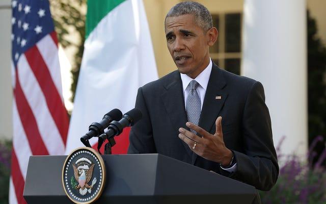 オバマ氏からトランプ氏へ:泣き言をやめ、票を獲得することを心配する