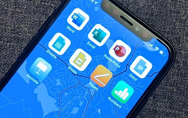 お使いの携帯電話で実際の仕事を成し遂げるための最高のアプリ
