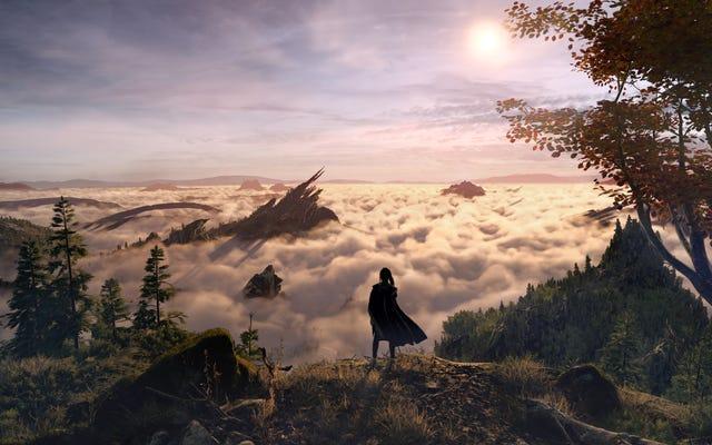 Проект Athia от Square Enix - эксклюзивная консольная версия для PS5 «как минимум 24 месяца»