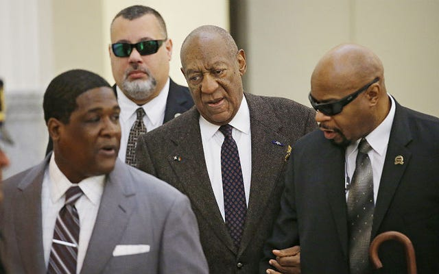 裁判官はビル・コスビーのペンシルベニア暴行事件が前進することができると言います