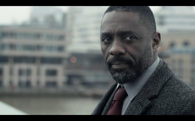 Idris Elba ấp ủ một cơn bão trong đoạn giới thiệu cho chương trình đặc biệt Luther của BBC