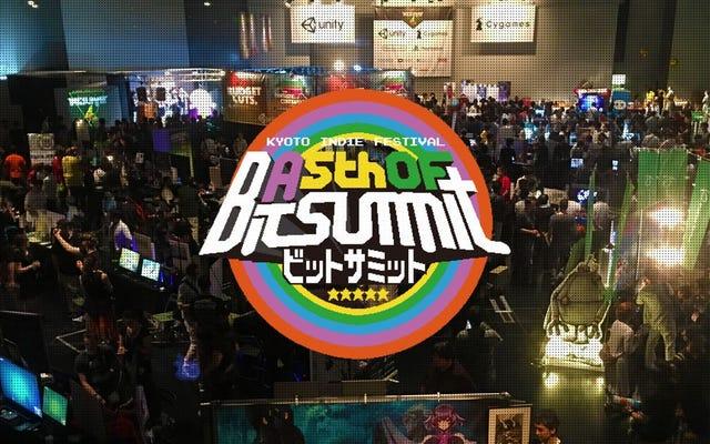 Le plus grand événement de jeu indépendant du Japon arrive à Kyoto