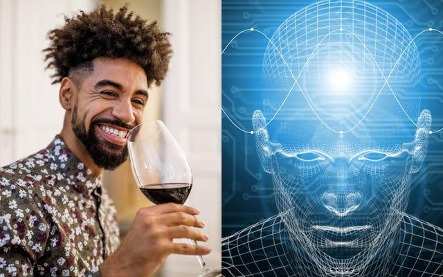 ロボットは今あなたのワインの好みについて学びたいと思っています