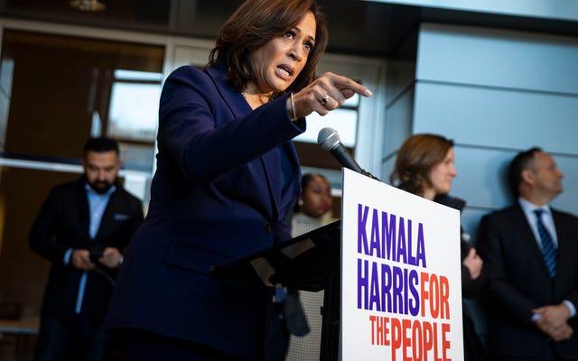 MAGA Troll khởi động lại âm mưu của Birther cho Kamala Harris