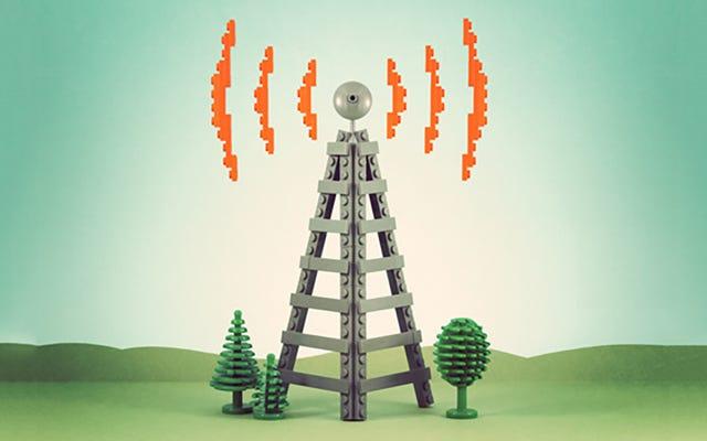 Die Zukunft des superschnellen 5G-Internets ist ein Chaos