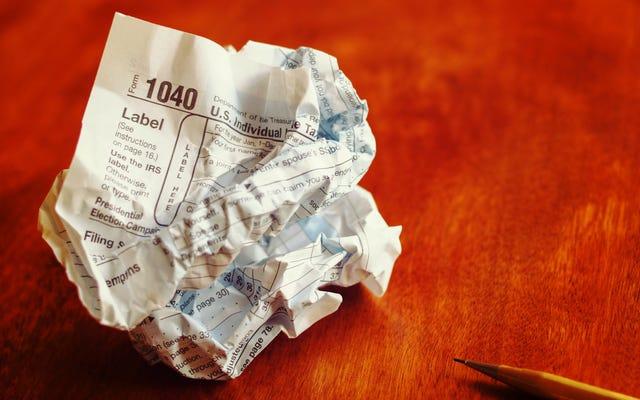 Bạn Nên Giữ Chứng từ Thuế của Bạn trong Bao lâu?