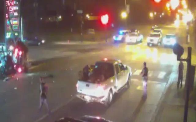 奇妙な致命的なSUVクラッシュで警察から非番の警官が走った理由は誰にも分かりません