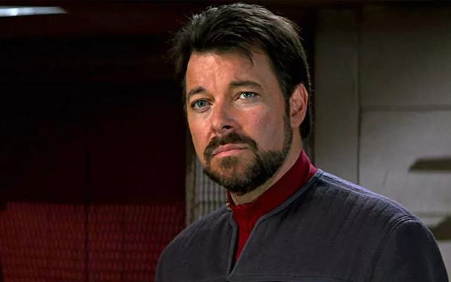 Jonathan Frakes miał ataki lęku po powrocie do Star Trek: Picard