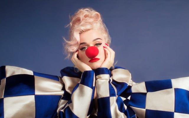 Avec Smile, Katy Perry abandonne le combat pour la pertinence pop