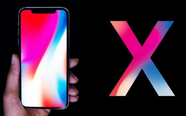आइए हम iPhone X का मज़ाक उड़ाएं, इससे पहले कि हम अनिच्छा से इसे खरीद लें