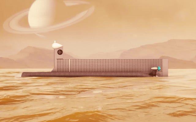 Perché la NASA scaricherà un sottomarino sul fondo dell'Oceano Pacifico
