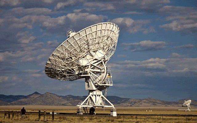 ¿Cómo haríamos el primer contacto con extraterrestres?