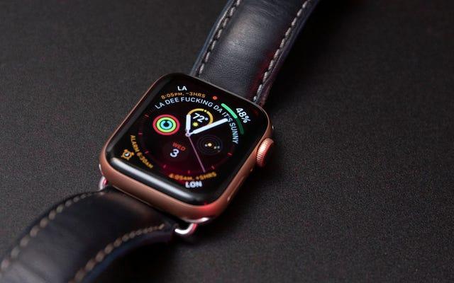 心拍数の制限は、AppleWatchから医療アドバイスを受けるべきではない理由を示しています