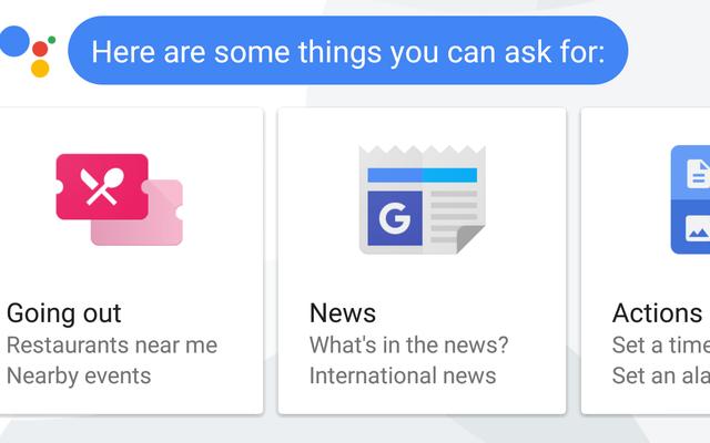 Une visite d'écran d'Allo, la nouvelle application de messagerie intelligente de Google