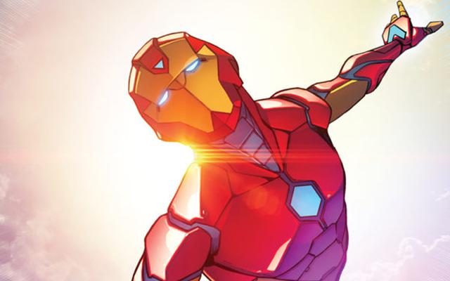 Le nouvel Iron Man de Marvel ne s'appellera pas Iron Man