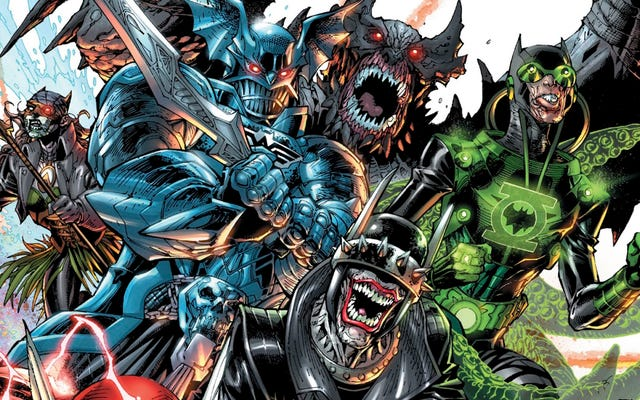 Темные рыцари металла DC - гораздо больше, чем просто злые бэтмены