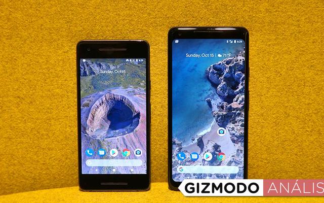 Phân tích Pixel 2 và Pixel 2 XL mới: Google tái tập trung vào những gì nó hoạt động tốt nhất