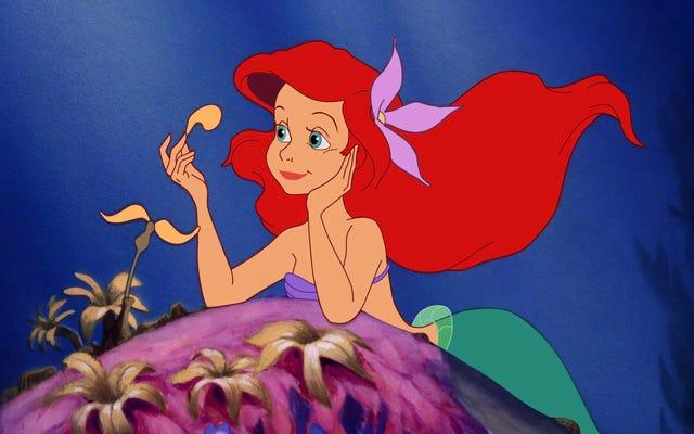 Disney, Küçük Deniz Kızı için Ariel'i Buldu