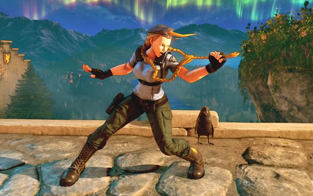 Cammy sta finalmente prendendo i pantaloni in Street Fighter V.