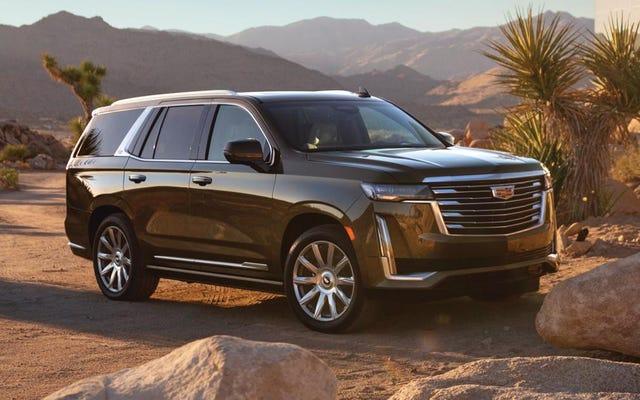 Cadillac dovrebbe fare solo due auto