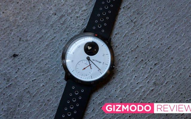 Đồng hồ thông minh tương tự mới nhất của Withings là sự kết hợp hoàn hảo giữa thiết kế và chức năng