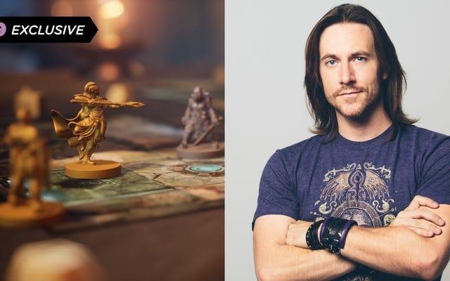 DM Critical Role сделает пряжу для Bardsung Dungeon Crawler