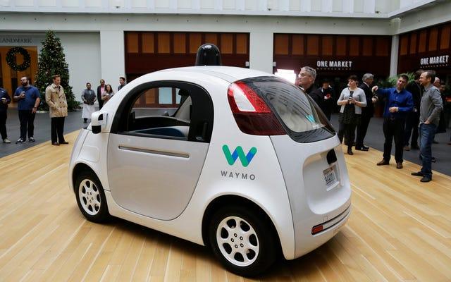 Le juge dans le Waymo VS. Uber Case ne baise pas
