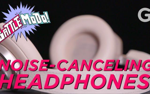 最高のノイズキャンセリングヘッドフォン