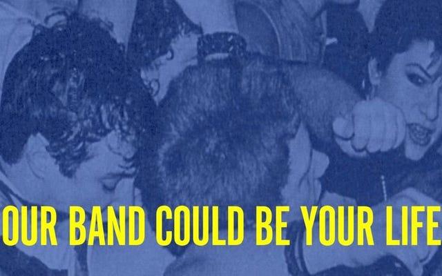 80年代のインディーパンクロックシーンを不滅にした本を再訪