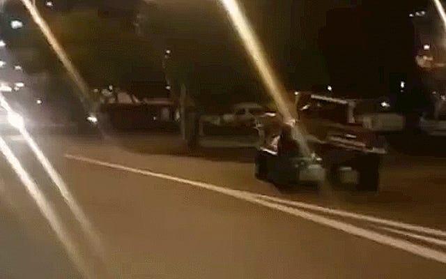 Robby Gordon von Rennen in Australien für Donuts Downtown verboten