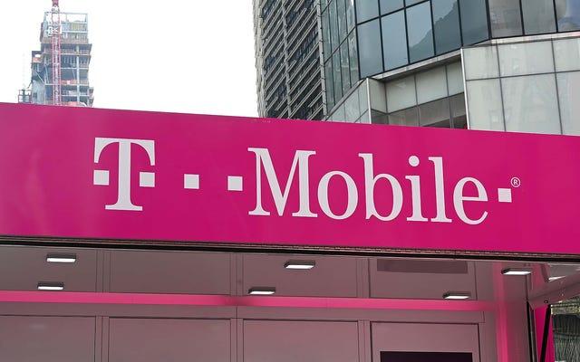 T-Mobileは、真に無制限のデータを備えた最初の優れた5Gプランを持っています