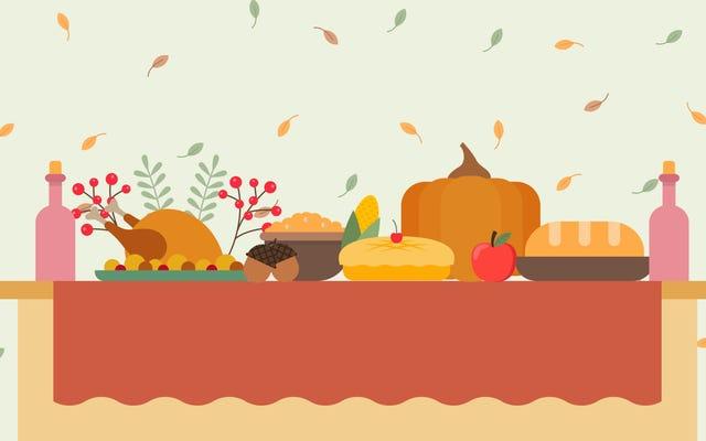 Come ottenere una cena del Ringraziamento gratuita
