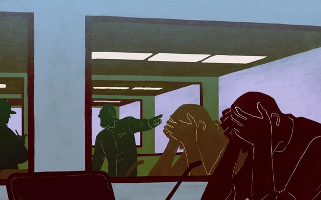 デトロイト刑務所の密告スキャンダルに巻き込まれた自動車労働者になる
