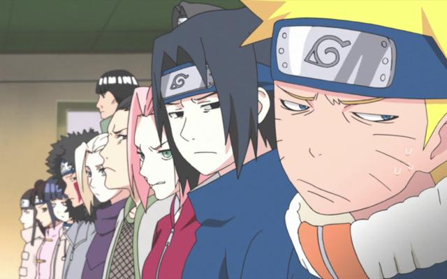 Internet réagit à l'annonce du film Hollywood Naruto