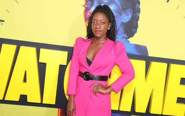 Стейси Осей-Куффур из Blade стала первой чернокожей женщиной, написавшей фильм Marvel