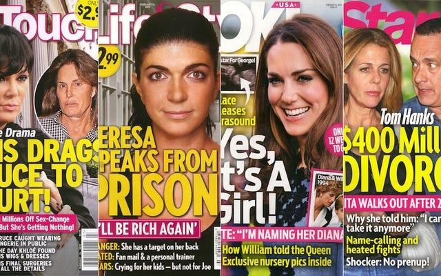 今週のタブロイド紙:ブルース・ジェンナーは「ベリンダと呼んでください!」