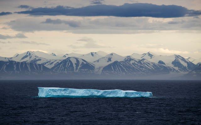 北極圏はついに転換点に達しましたか?