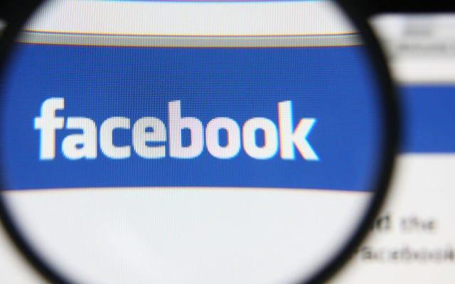 IRSはFacebookを訴えている