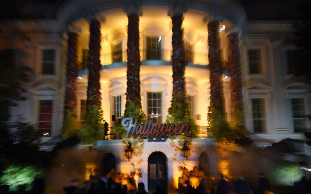 Halloween Was in Full Swing at America's Most Haunted House