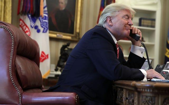 Dottore della Casa Bianca: Trump è sovrappeso e ha il colesterolo alto, ma la sua salute mentale va bene