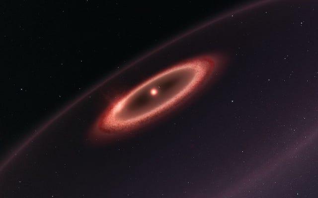 精巧な惑星系が私たちの最も近い星の周りに存在するかもしれません